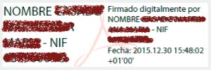 certification formula